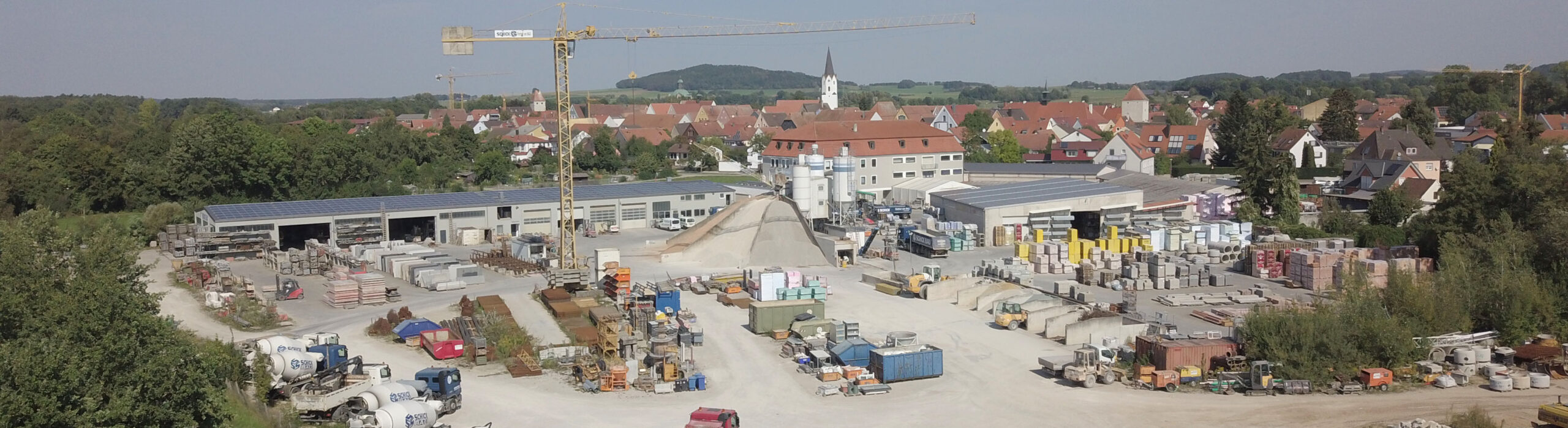 Baustoff Großhandel Freystadt